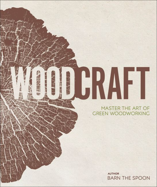 Hardback cover of Wood Craft