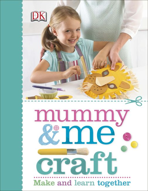 eBook cover of Mummy & Me Craft