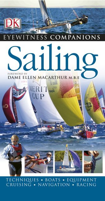 eBook cover of Sailing