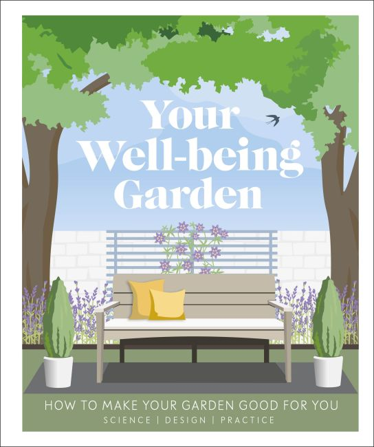 Paperback cover of Your Well-Being Garden