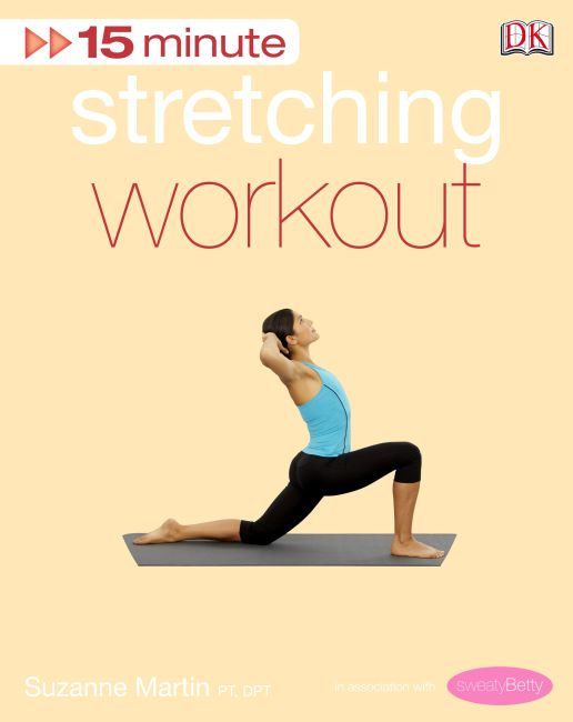 eBook cover of 15 Minute Stretching Workout
