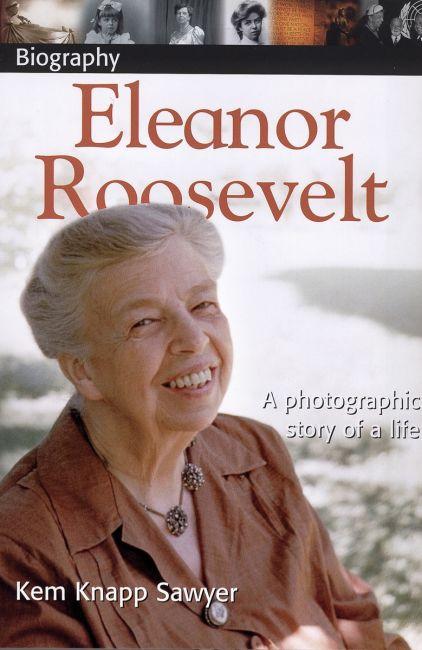 Paperback cover of DK Biography: Eleanor Roosevelt