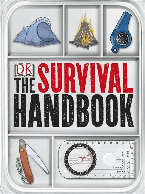Paperback cover of The Survival Handbook