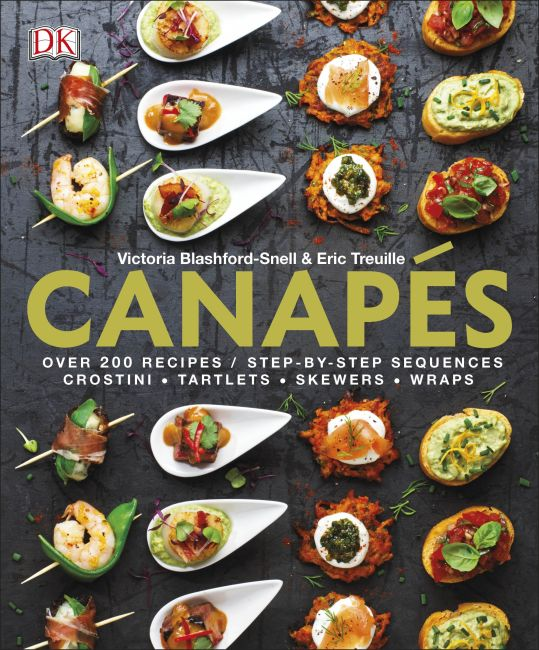 Paperback cover of Canapés