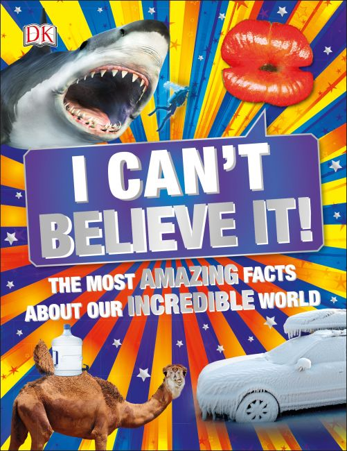 Paperback cover of I Can't Believe It!