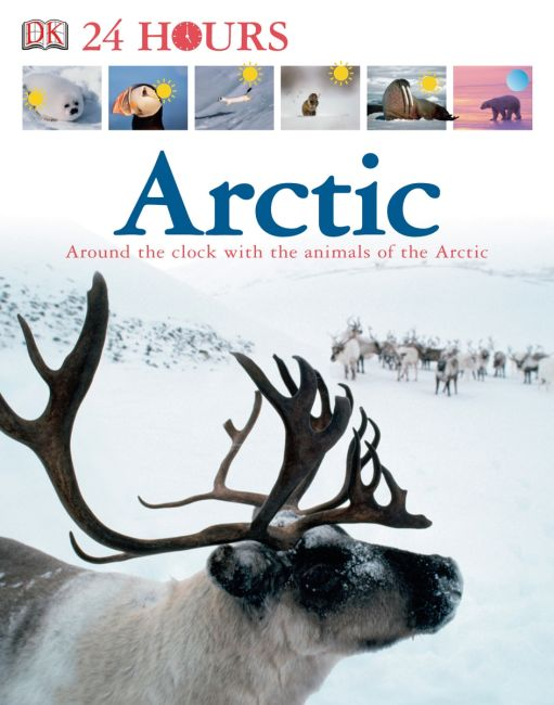 eBook cover of DK 24 Hours: Arctic