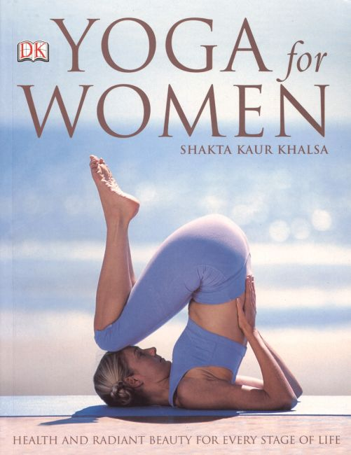 Paperback cover of Yoga for Women