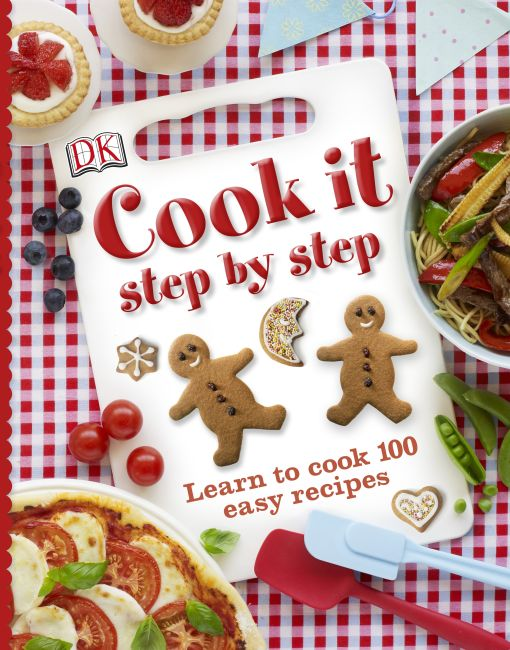 eBook cover of Cook It Step by Step