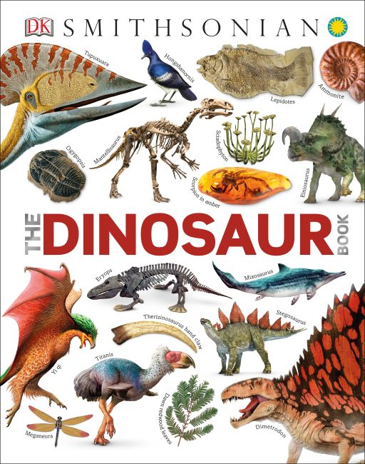 Hardback cover of The Dinosaur Book