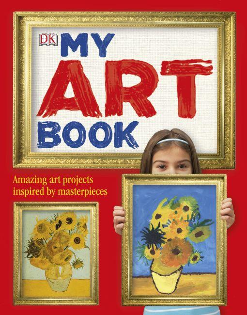 eBook cover of My Art Book
