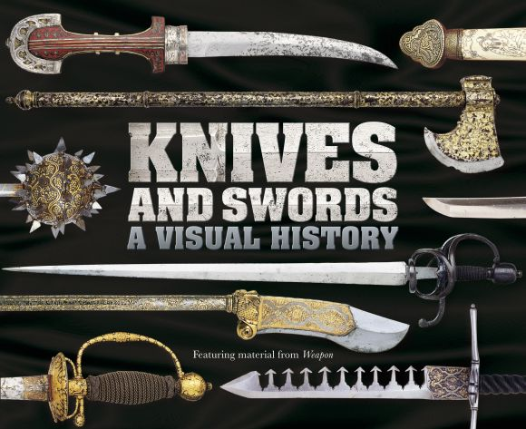 eBook cover of Knives and Swords
