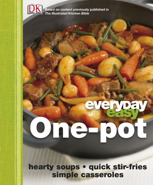 eBook cover of Everyday Easy One Pot