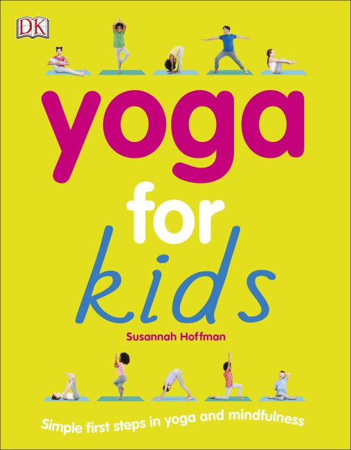 Flexibound cover of Yoga For Kids