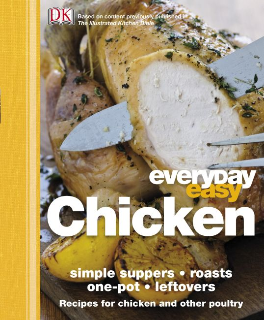 eBook cover of Everyday Easy Chicken