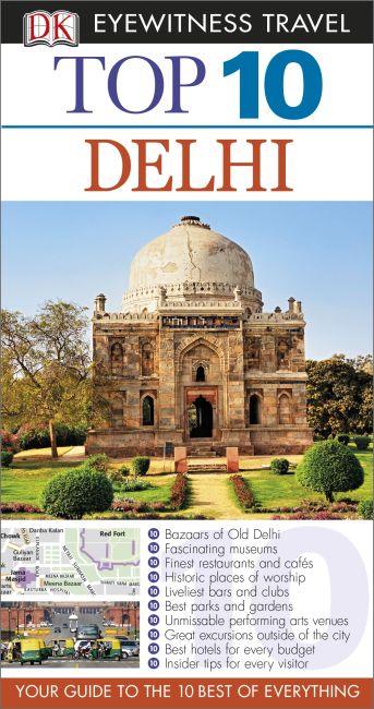 eBook cover of Top 10 Delhi