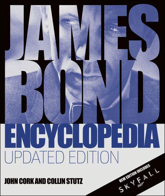 Hardback cover of James Bond Encyclopedia: Updated Edition