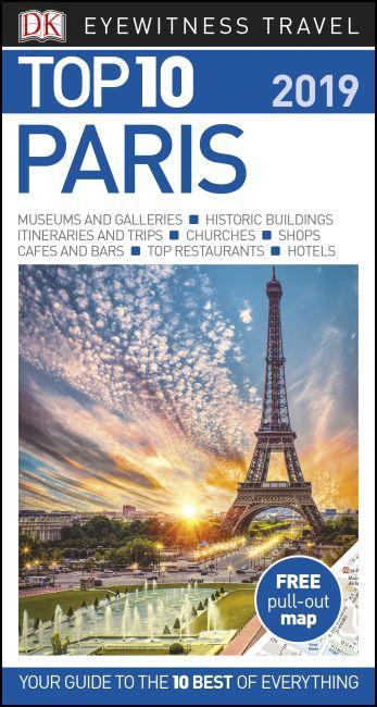 Paperback cover of Top 10 Paris