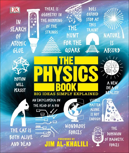 eBook cover of The Physics Book