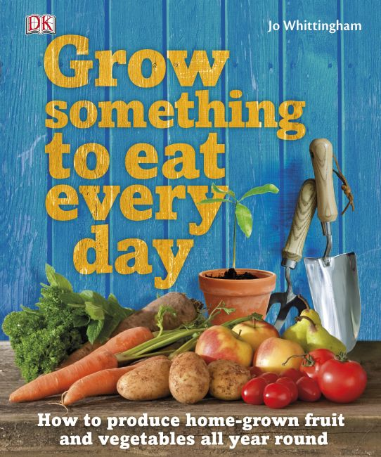 eBook cover of Grow Something to Eat Every Day