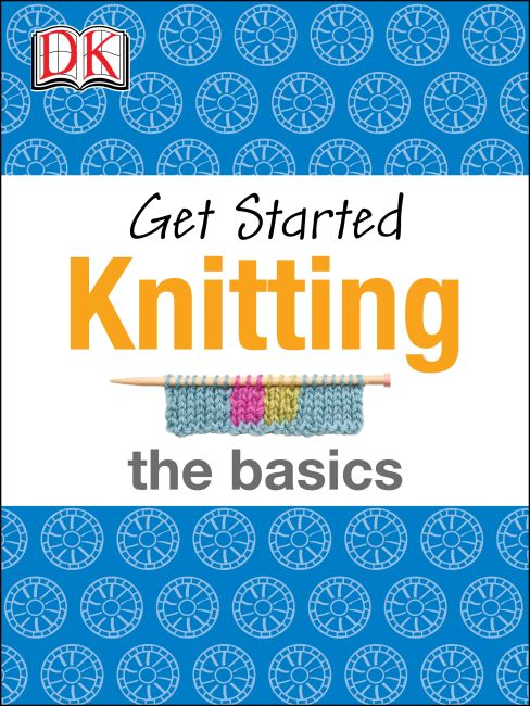 eBook cover of Get Started: Knitting
