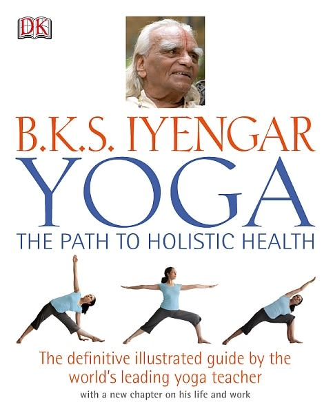 eBook cover of Yoga the Path to Holistic Health
