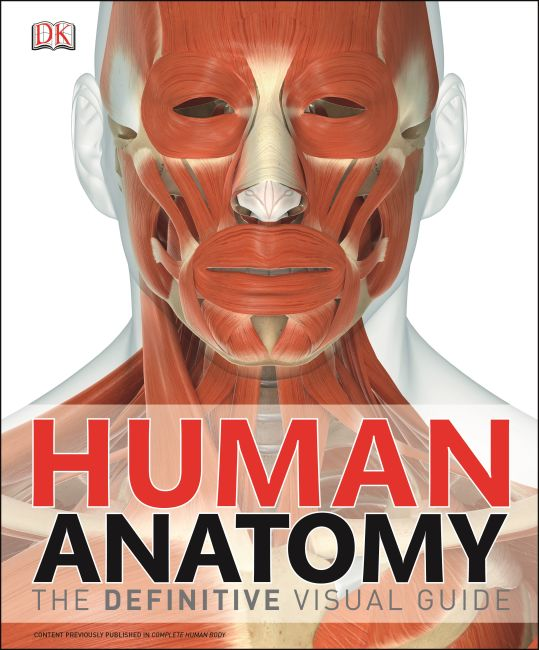 Hardback cover of Human Anatomy