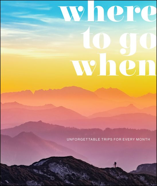 Hardback cover of Where To Go When