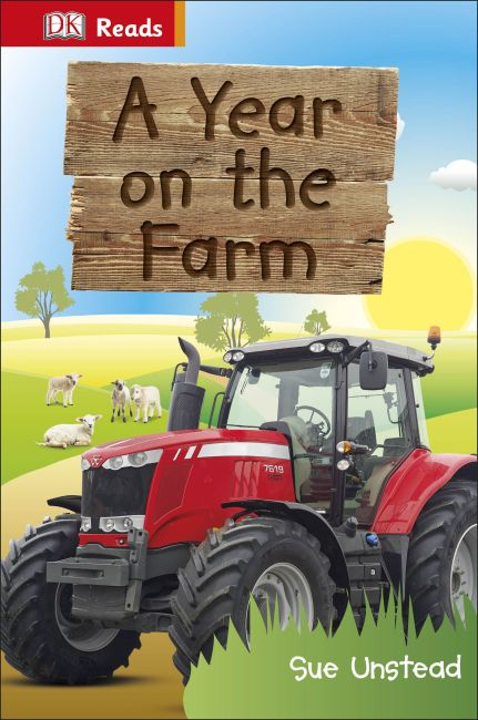 eBook cover of A Year on the Farm