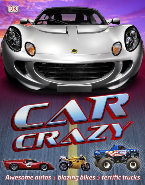 eBook cover of Car Crazy