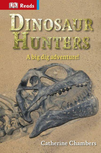 eBook cover of Dinosaur Hunters