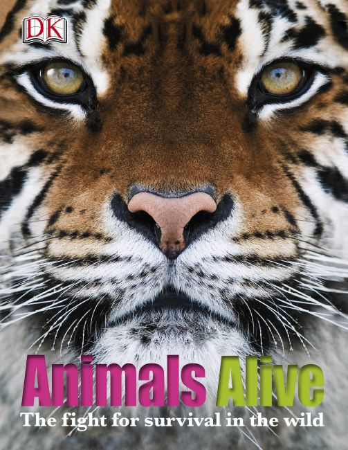 eBook cover of Animals Alive