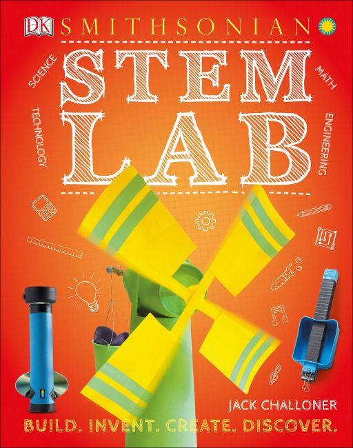 Hardback cover of STEM Lab