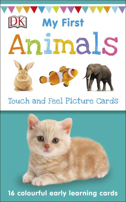 Cards cover of My First Animals