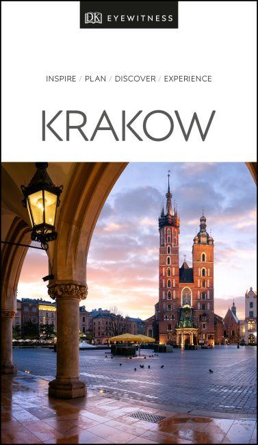 Paperback cover of DK Eyewitness Travel Guide Krakow
