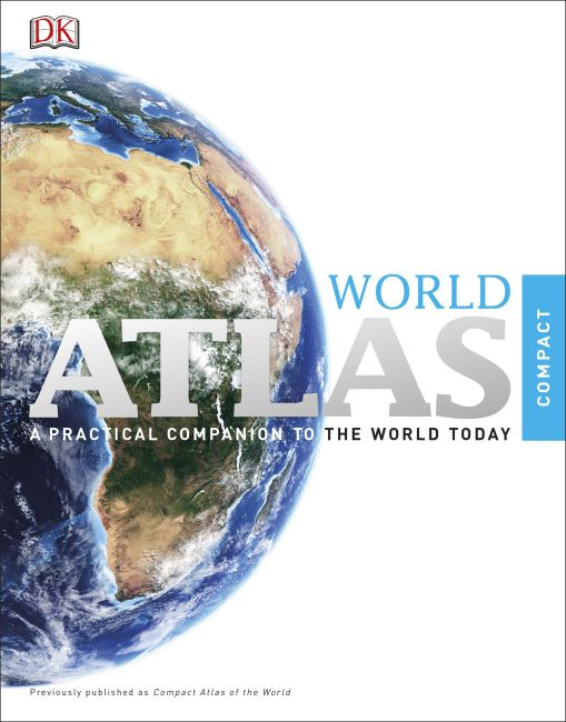 Paperback cover of Atlas of the World
