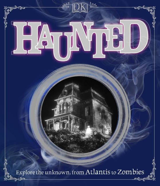 eBook cover of Haunted