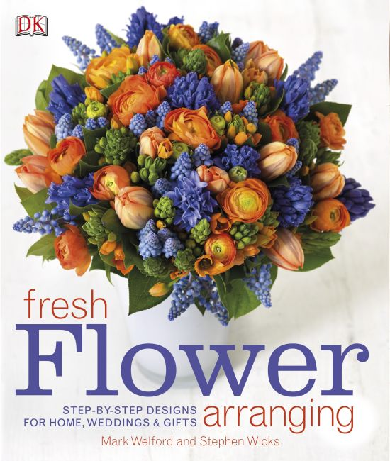 Hardback cover of Fresh Flower Arranging