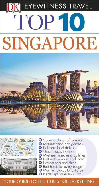 eBook cover of Top 10 Singapore