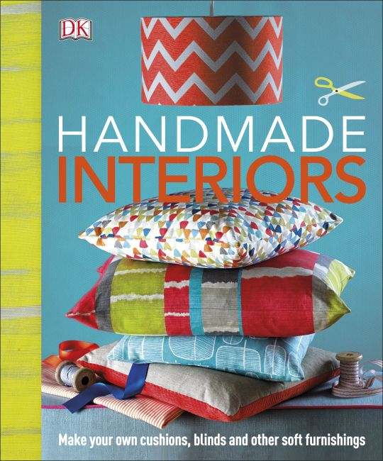 Hardback cover of Handmade Interiors