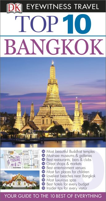 eBook cover of Top 10 Bangkok