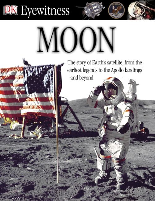 eBook cover of Moon