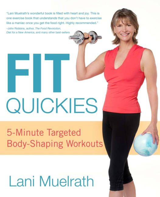 Paperback cover of Fit Quickies