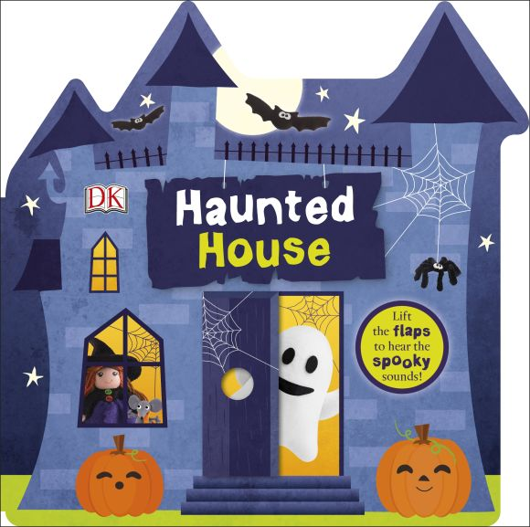 Board book cover of Haunted House