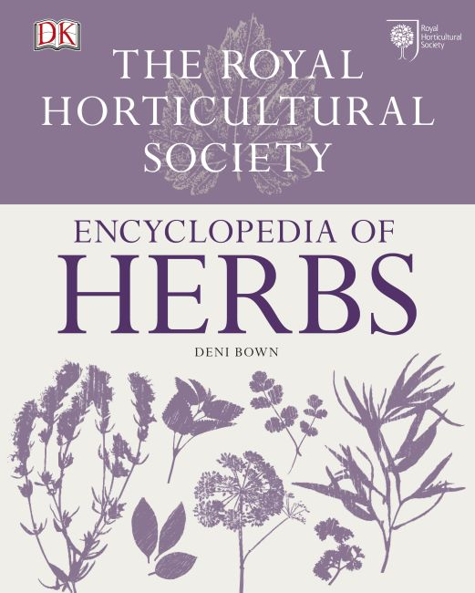 Hardback cover of RHS Encyclopedia Of Herbs