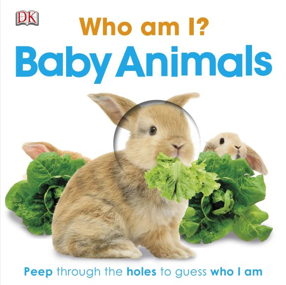 eBook cover of Who Am I? Baby Animals