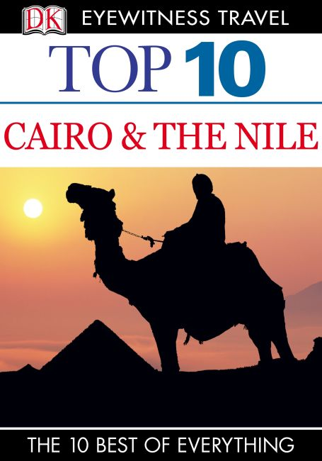 eBook cover of Top 10 Cairo and the Nile