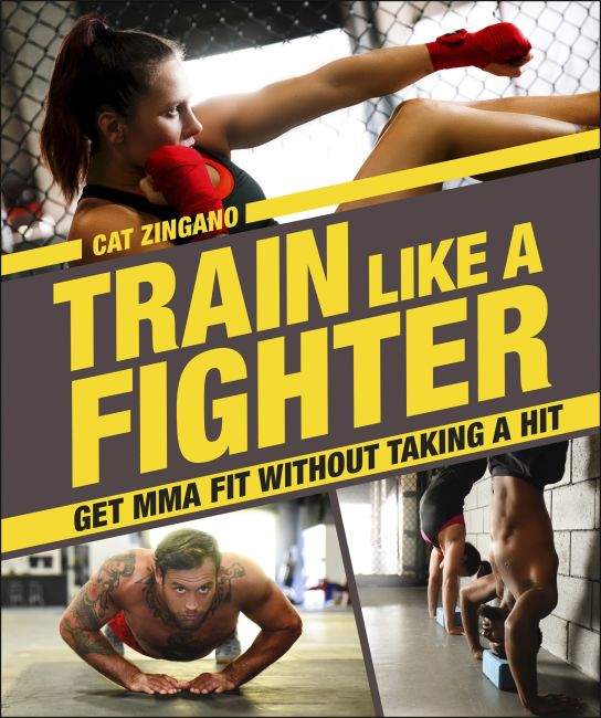 Paperback cover of Train Like a Fighter