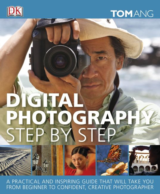 Hardback cover of Digital Photography Step by Step