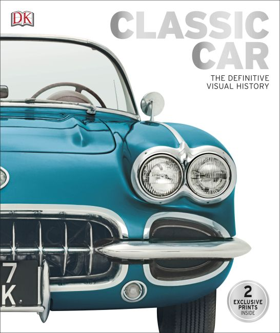 Hardback cover of Classic Car