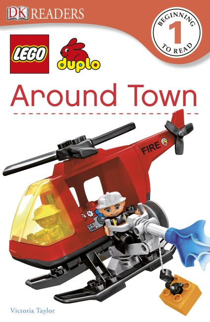 eBook cover of LEGO® DUPLO Around Town